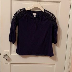 Old Navy Girl Shirt, Size L